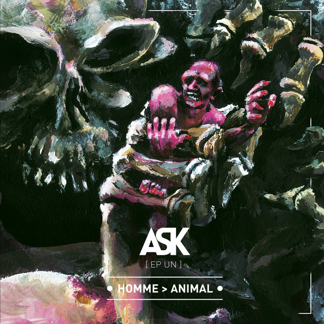 ASK - Homme > Animal [EP]
