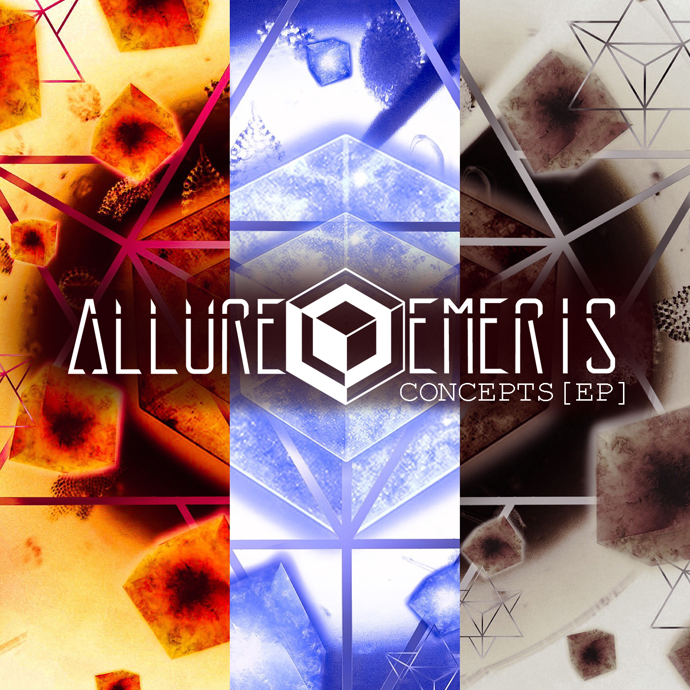 Allure Emeris - Concepts [EP]