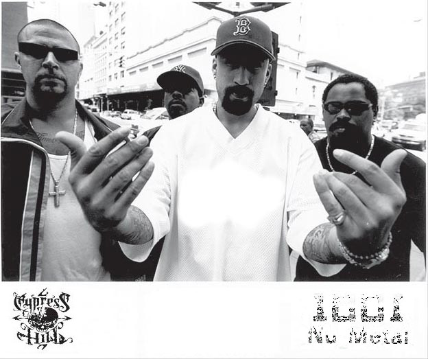 Cypress Hill (1001 Nu Metal Compilation)