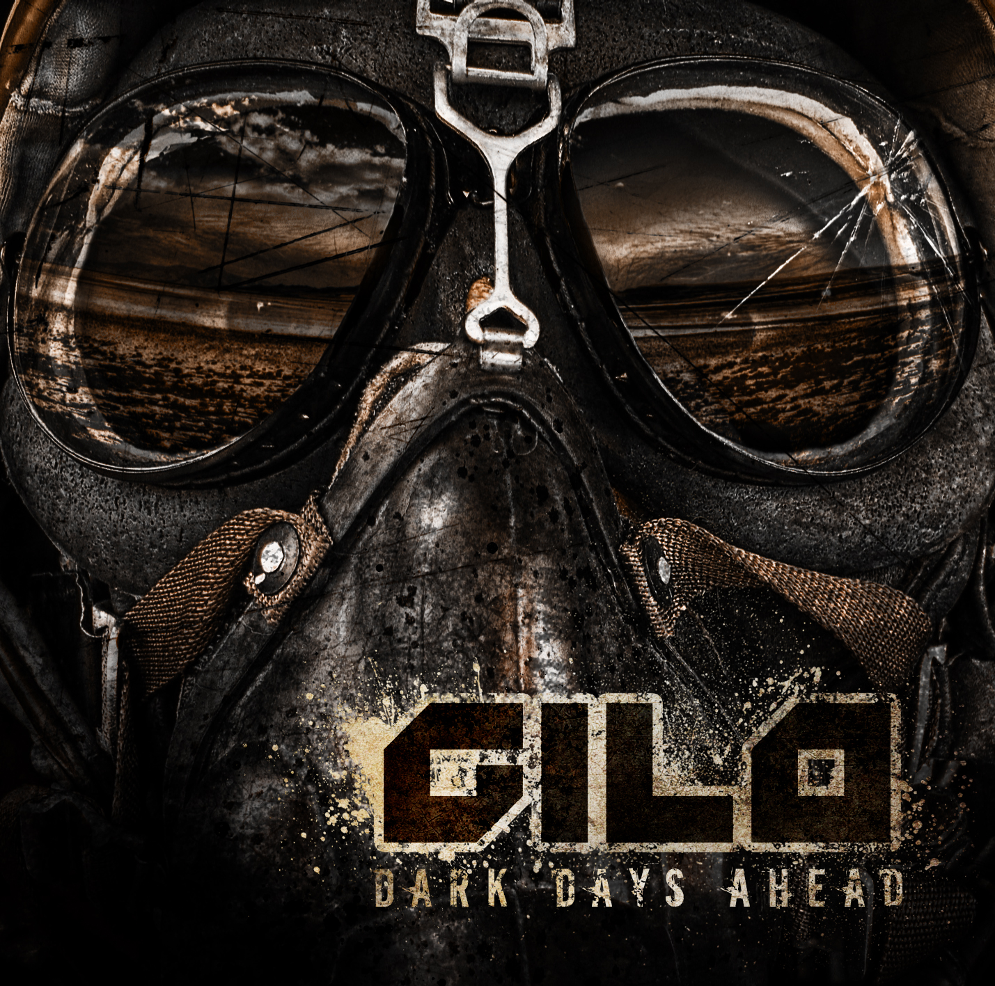 Gilo - Dark Days Ahead