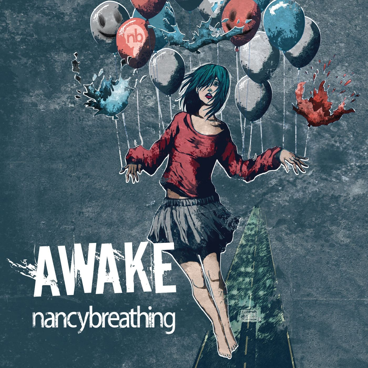 Nancybreathing - Awake