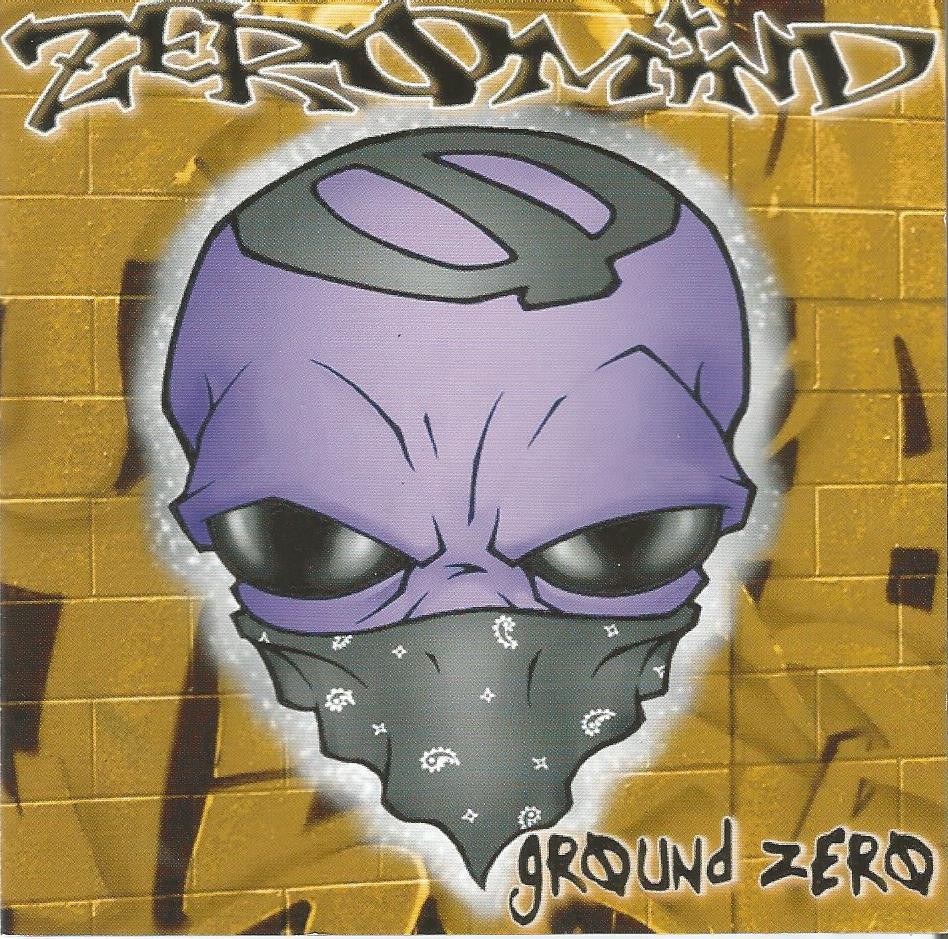 Zeromind - Ground Zero (Japanese Edition)