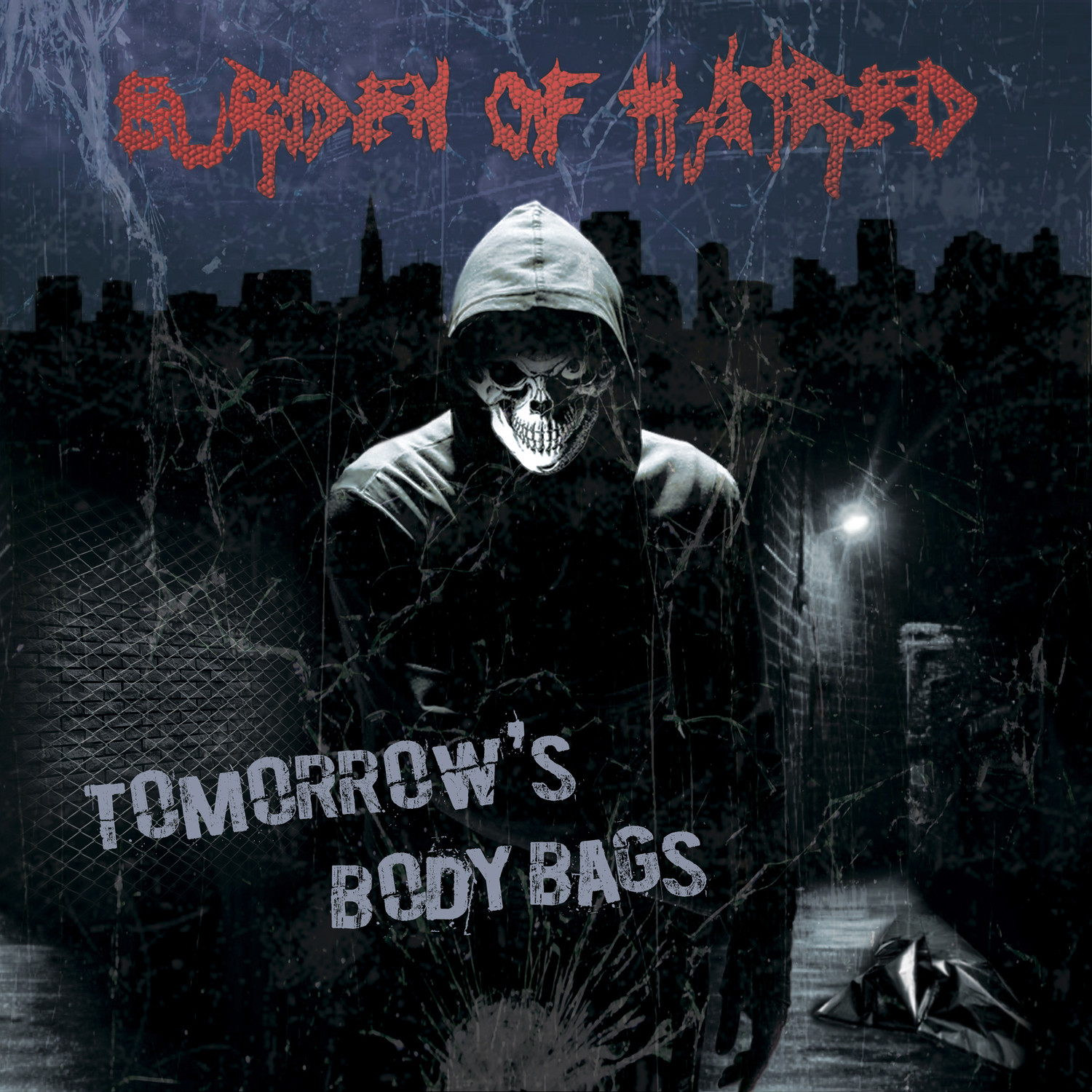 Burden Of Hatred - Tomorrow's Body Bags
