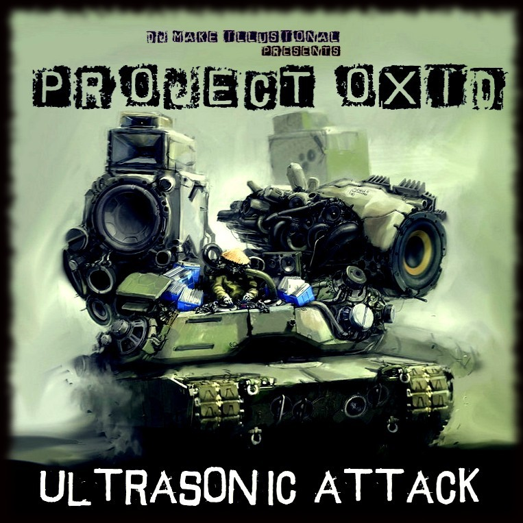 Project Oxid - Ultrasonic Attack