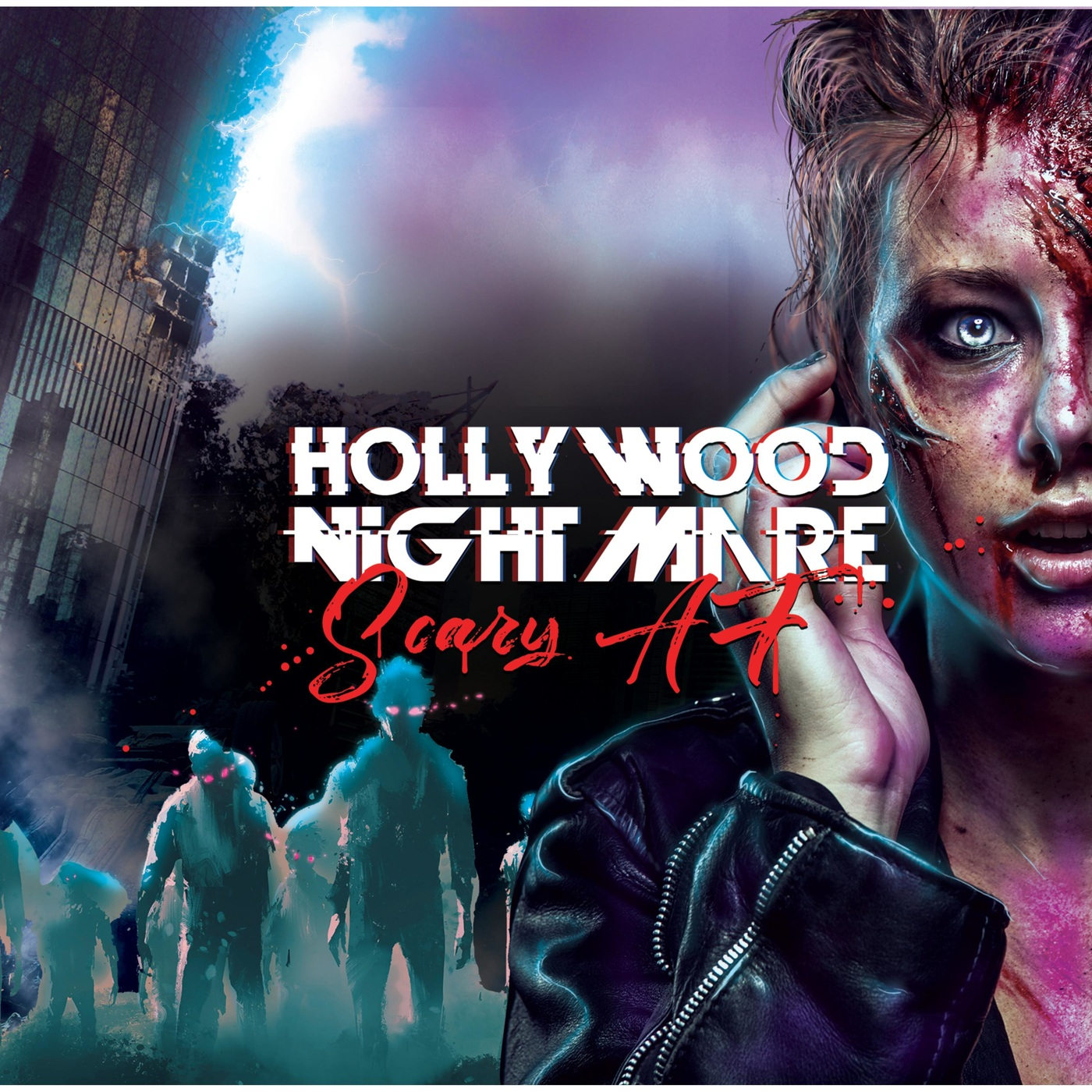 Hollywood Nightmare - Scary AF
