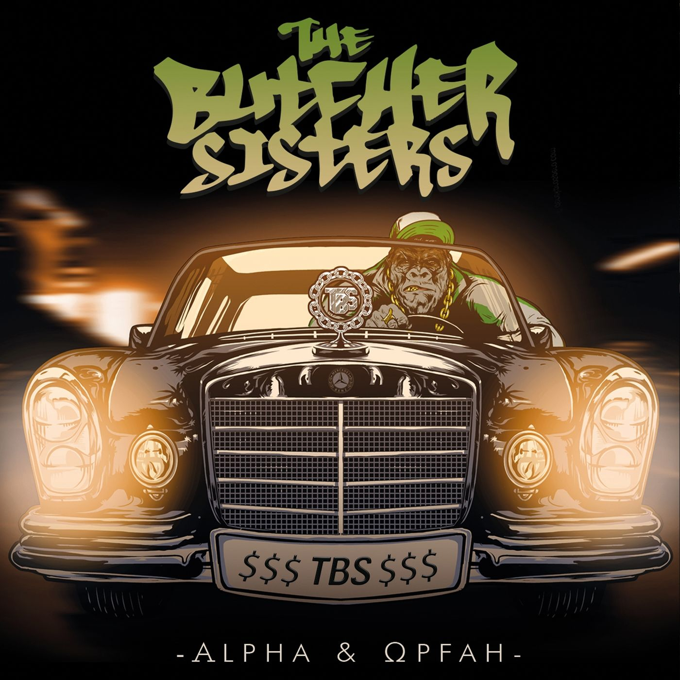 The Butcher Sisters - Alpha & Opfah