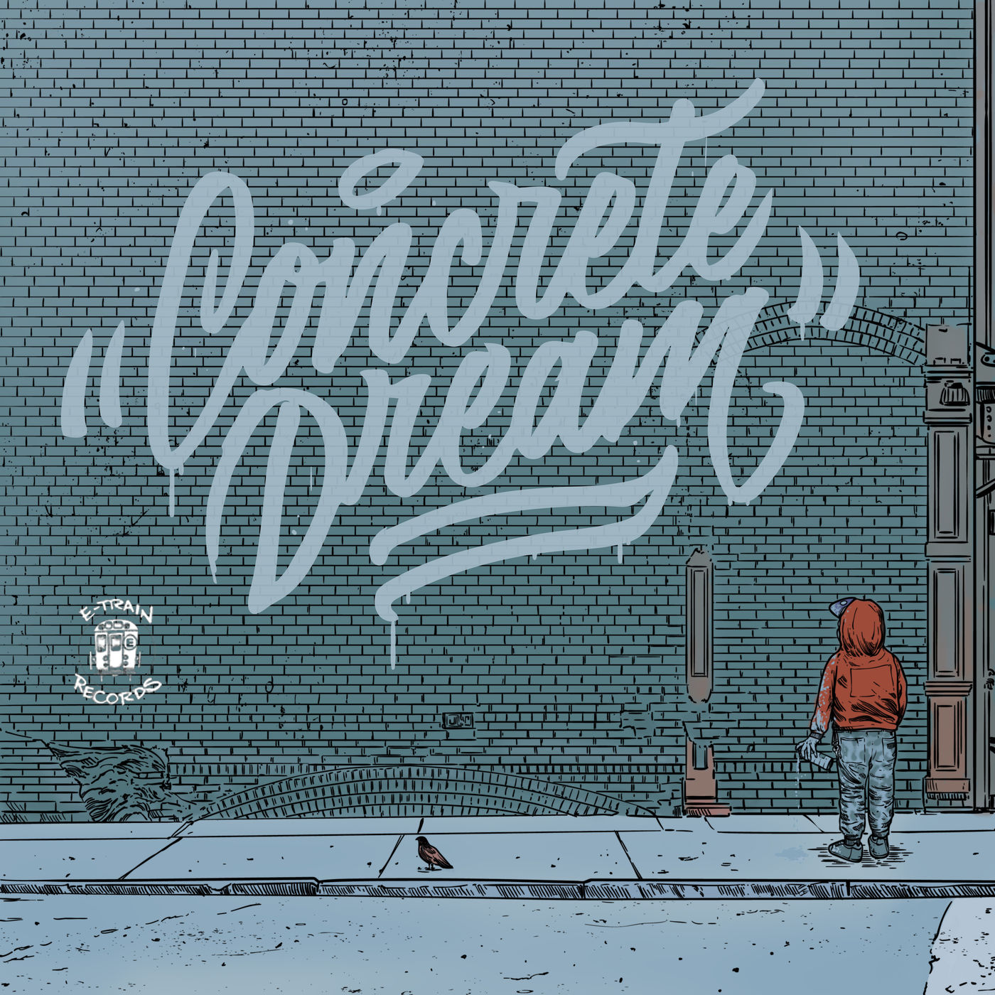 Concrete Dream - Concrete Dream