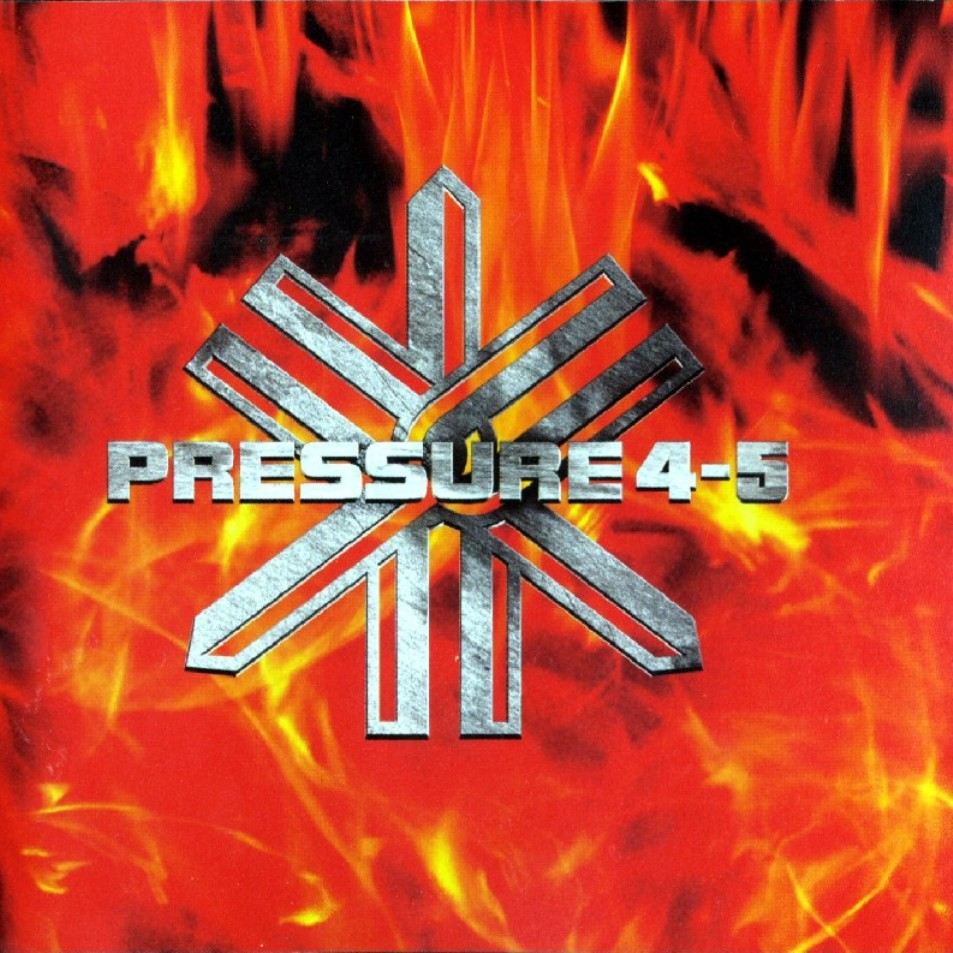 Pressure 4-5 - Burning the Process