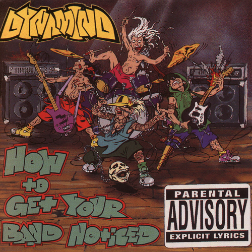 Dynamind - How To Get Your Band Noticed