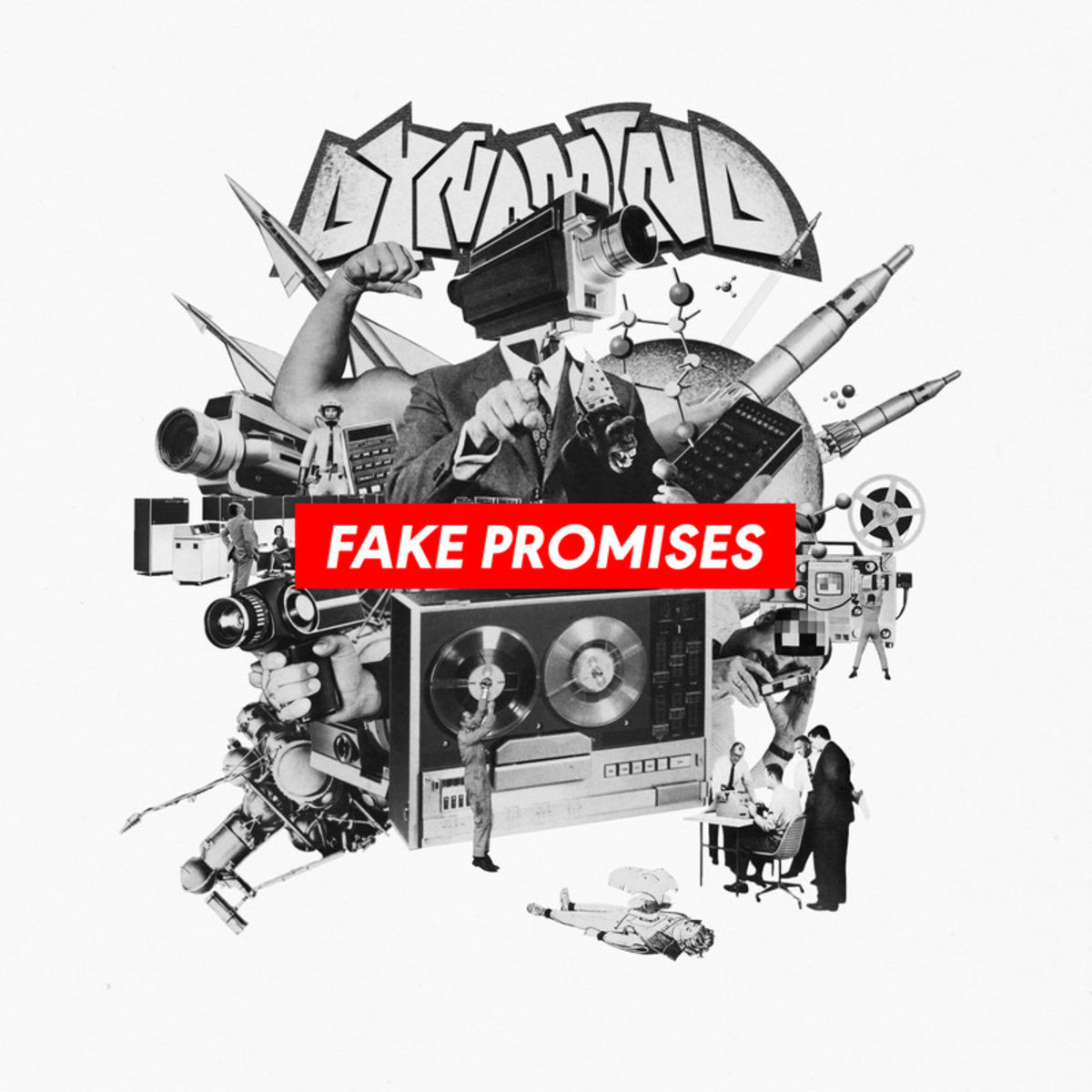 Dynamind - Fake Promises [EP]