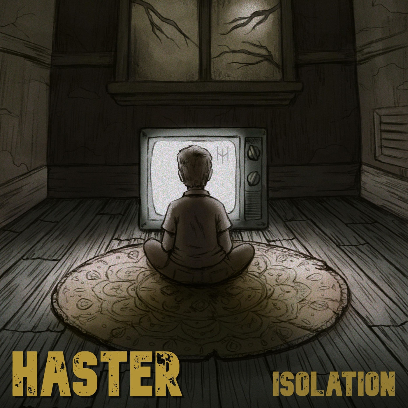 Haster - Isolation [EP]