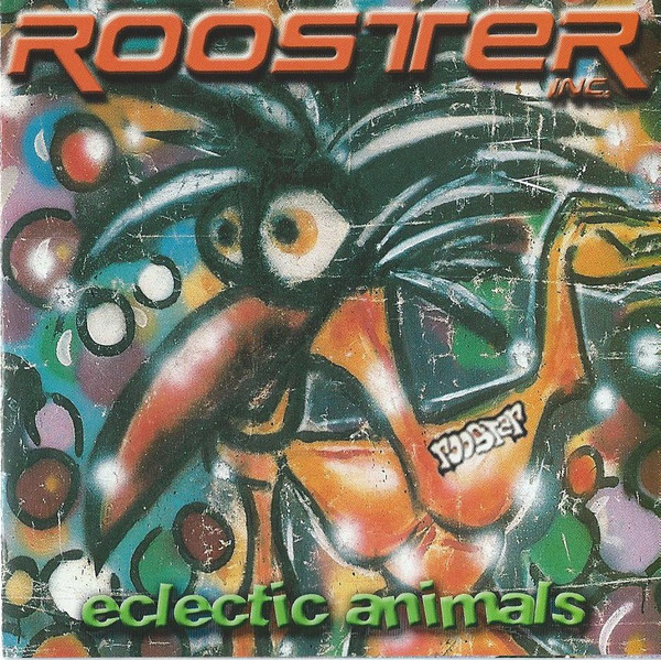Rooster Inc. ‎– Eclectic Animals